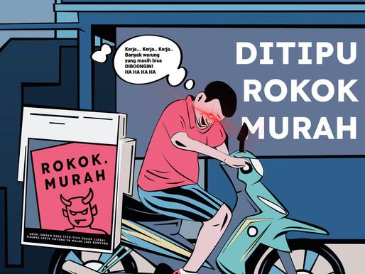 ROKOK ILEGAL: Awas Muslihat Sales Rokok Murah!