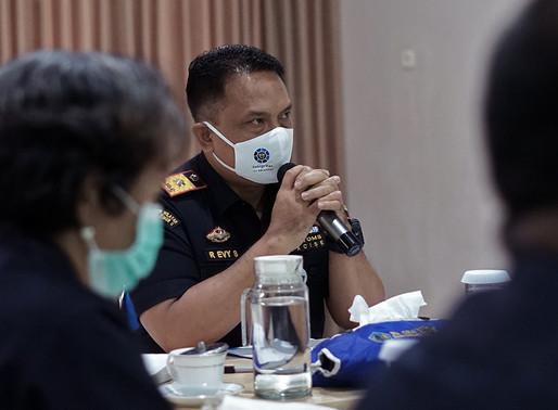 Dialog Kinerja Organisasi Kantor Wilayah DJBC Jatim II Triwulan 3 Tahun 2020