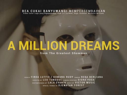 Selamat Hari Musik Nasional! - Video Cover Lagu A Million Dreams
