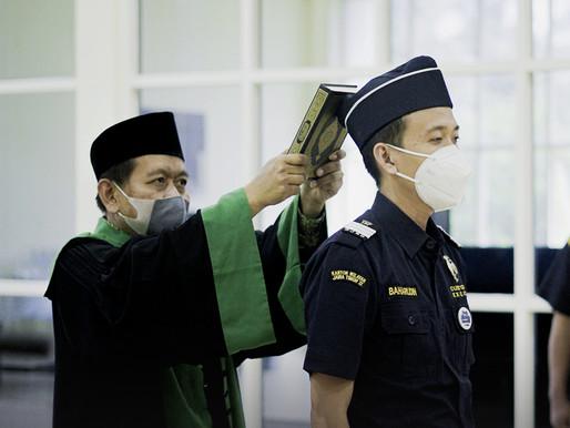 Percepat Reformasi Birokrasi, Bea Cukai Banyuwangi Kembali Merombak Jabatan Struktural Menjadi Fungs