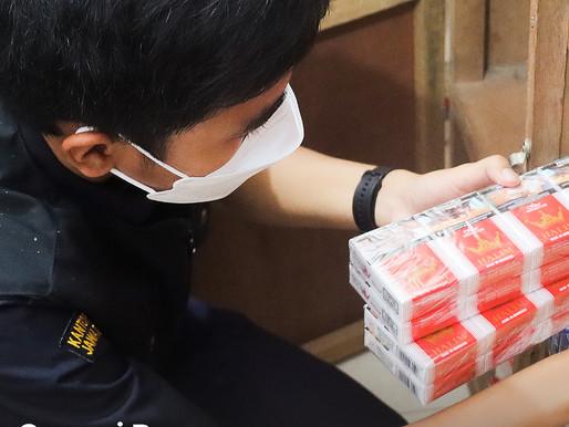 Ketidaktahuan Pemilik Tokok sering Dimanfaatkan oleh Pengedar Rokok Ilegal