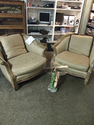 Immaculate Arm Chairs