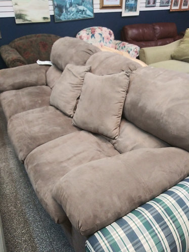 Very Comfortable Gray Couch