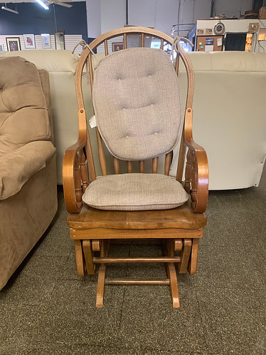 Wooden Sliding and RockingChair