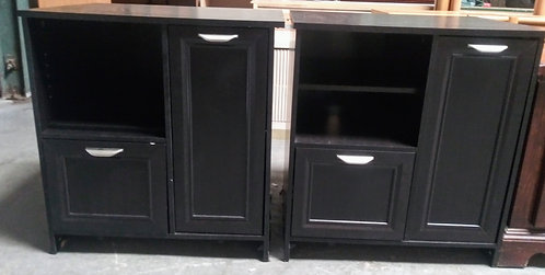 2 small console tables, could also be used as nightstands!