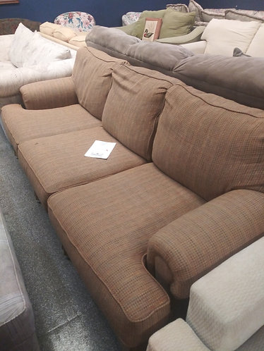 Brown Fairfield Sofa that is Made to Last!