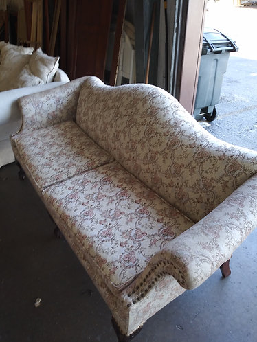beautiful fabric sofa