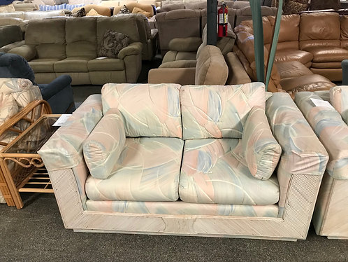 Pastel Color Love Seat