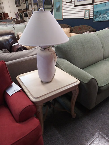 end table ad lamp