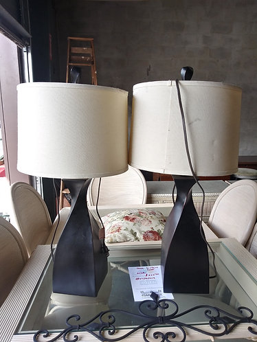 nice lamp set