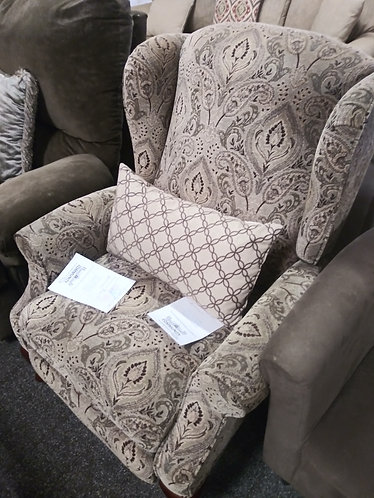 Victorian Style Recliner