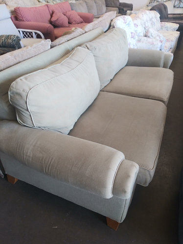 Quality Green Sofa for Half the Retail Price!!
