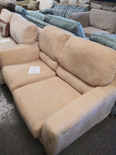 Neutral Colored Loveseat