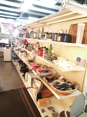 assorted kitchen stuff