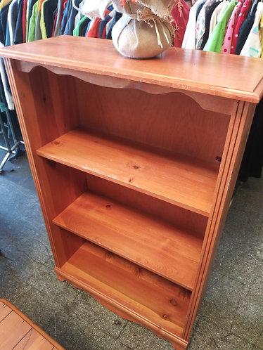 Small Light Wood Bookshelf