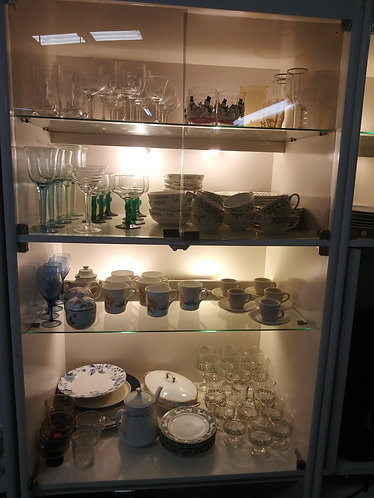 Assortment of Glassware!