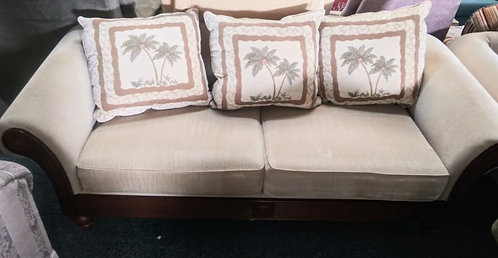 Great quality Klaussner Furniture sofa and love seat for half retail price!