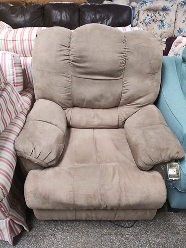 nice and comfortable recliner