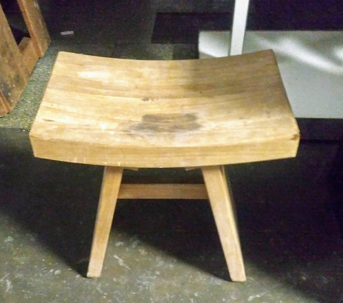 Small rustic style stool