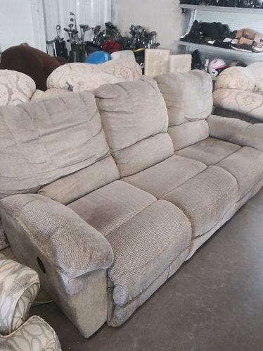 beautiful double recliner