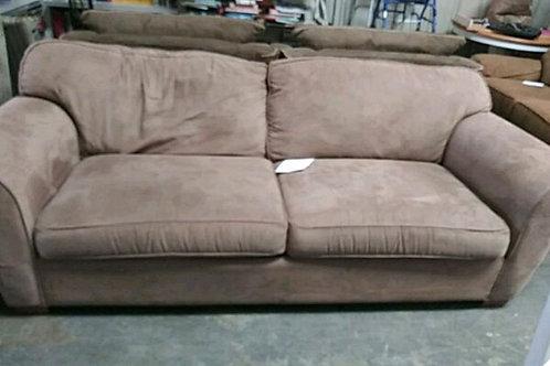 Comfortable and affordable microfiber sofa