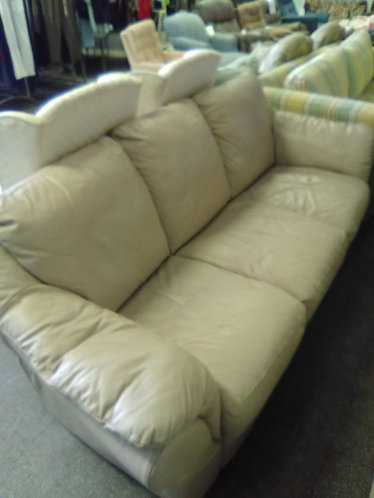 Beautiful cream couch
