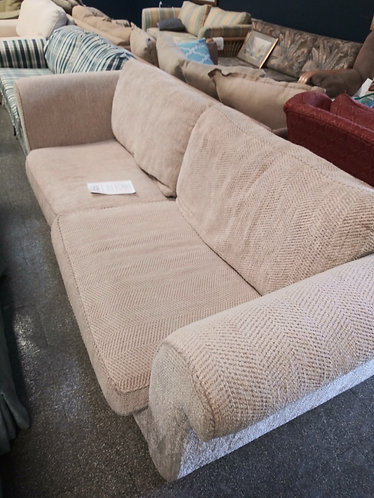 Gorgeous Balthaus Tan Colored Sofa