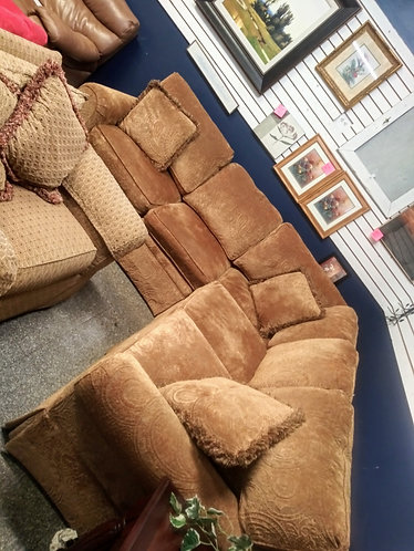 Sectional sofa meant to last a lifetime!