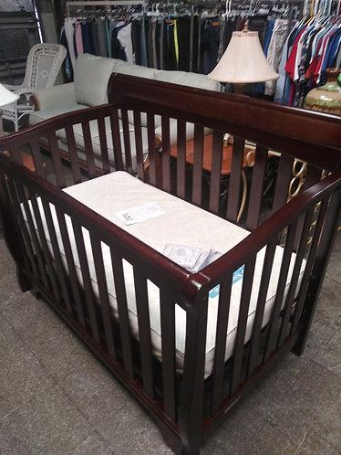 High Quality Like New Eddie Bauer Crib