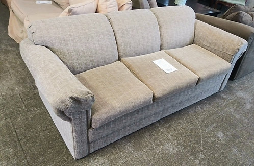 Great quality sleeper sofa with like new mattress!