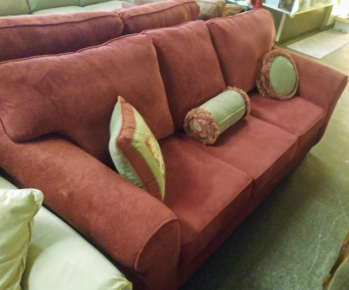 High quality like new sofa and love seat