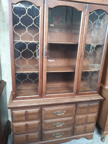 china wooden brown cabinet