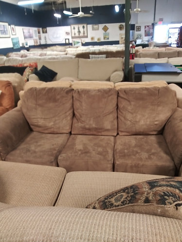 nice fabric couch