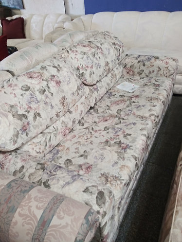 nice Florida Style floral couch