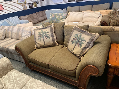 Tommy Bahama Couch and Loveseat