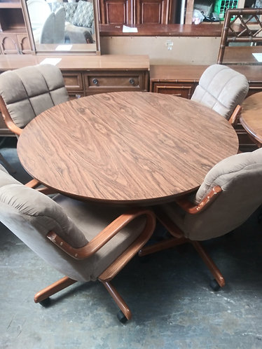 nice wood table with