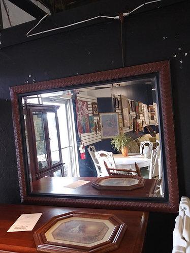 Beautiful genuine mirror