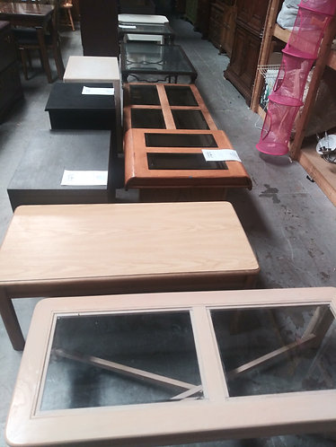 Plenty of Coffee Tables and End Tables