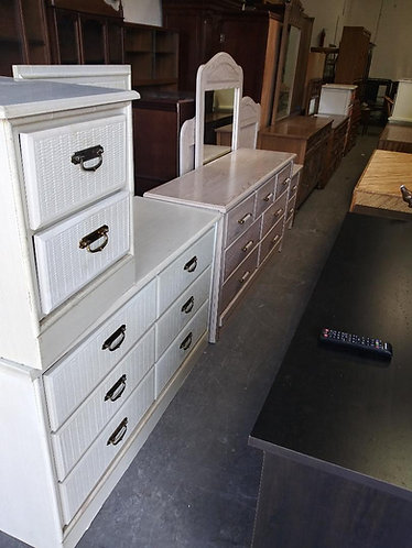 Assortment of Dresser Sets!