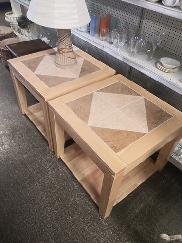 Great Quality side tables set