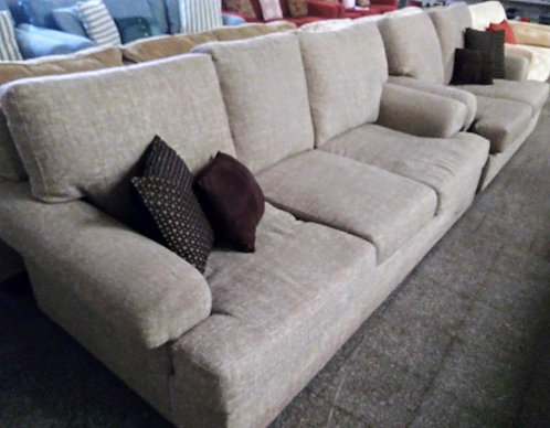 Beautiful Bernhardt sofa and love seat for less than half the retail price!