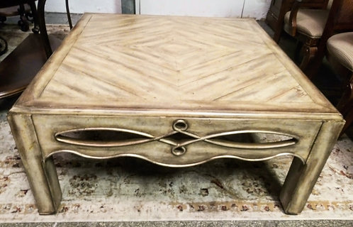 Large chic and classy looking coffee table
