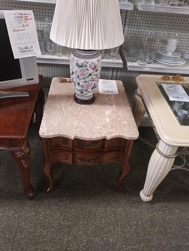 nice marble top  coffee table