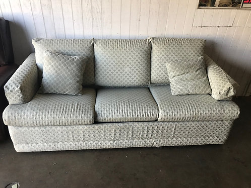 Green Sleeper Couch
