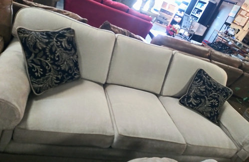 Super soft, clean, and affordable sofa