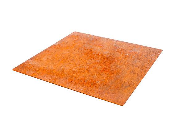 Outdooroven floor plate