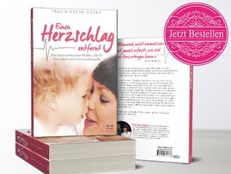 """""""Einen Herzschlag entfernt"""" Eine Buchempfehlung zu Weihnachten"""