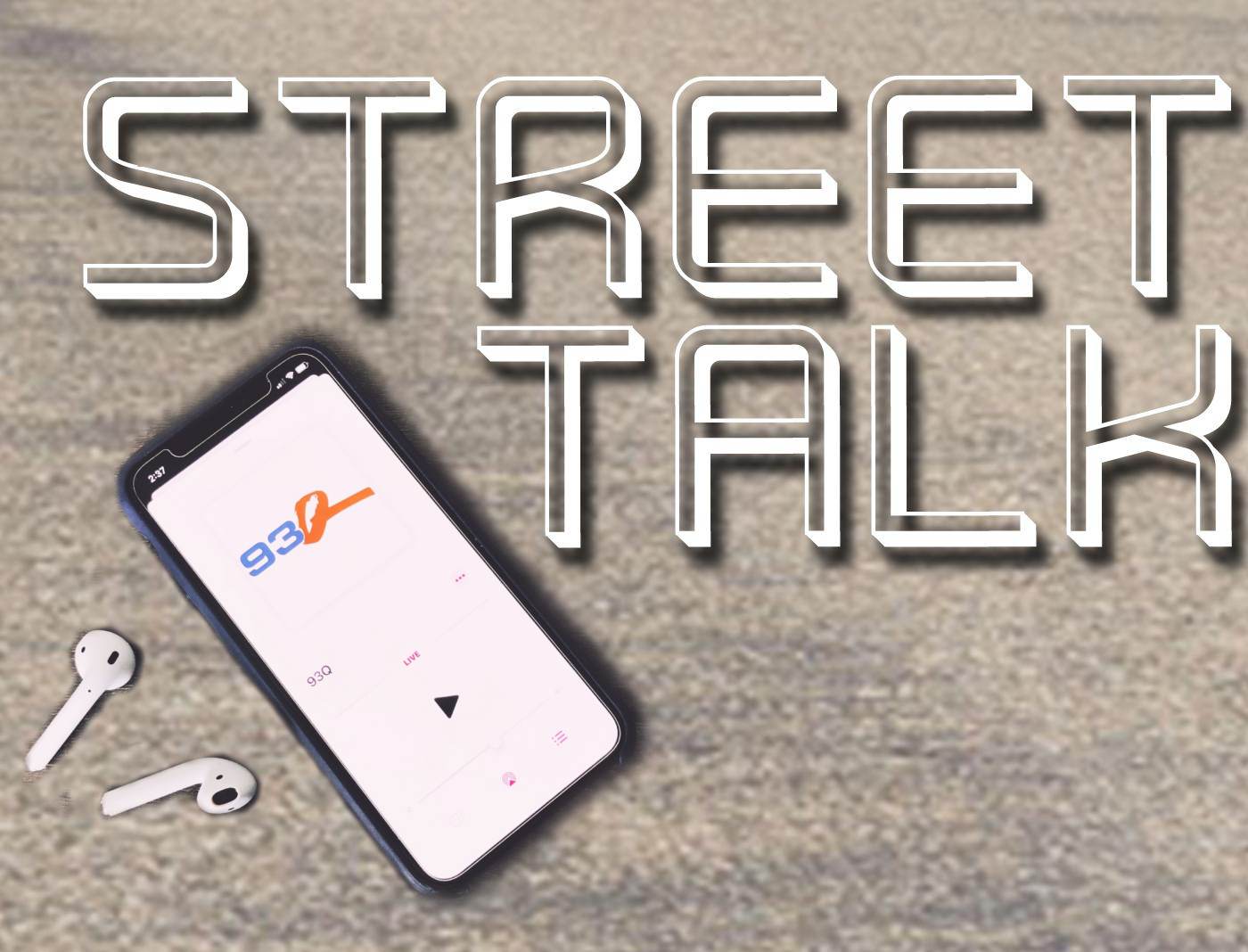 93Q's Street Talk with Amy Robbins and Joanne Lenweaver