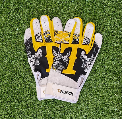 Custom Pro Batting Gloves