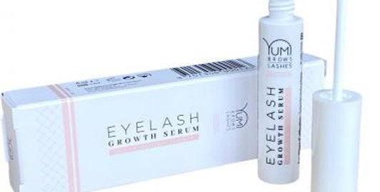 YUMI™ EYELASH & EYEBROW GROWTH SERUM 4ML.